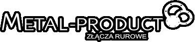 Logo Metal-Product – producent kołnierzy stalowych