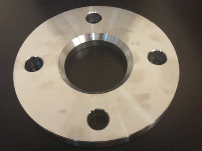 Steel loose flanges